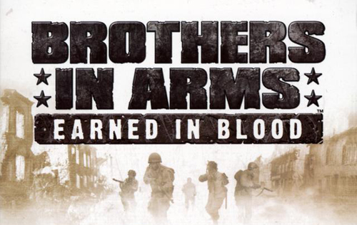 Сохранение для Brothers in Arms Earned in Blood