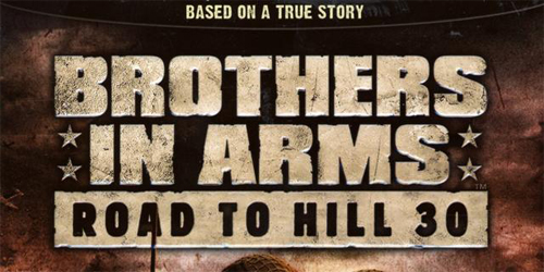 Сохранение для Brothers In Arms Road To Hill 30