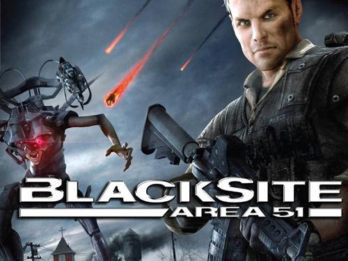 Сохранение для BlackSite Area 51