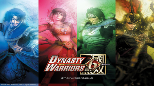 Сохранение для Dynasty Warrior's 6