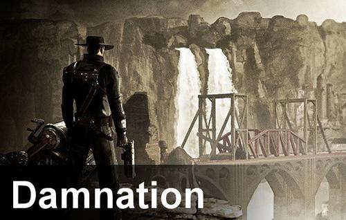 Сохранение для Damnation