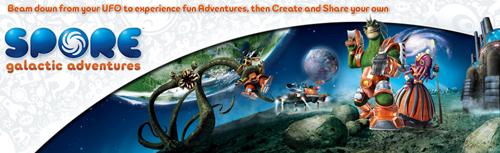 Сохранение для Spore Galactic Adventures
