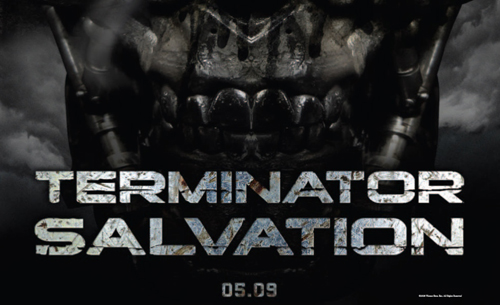 Сохранение для Terminator Salvation