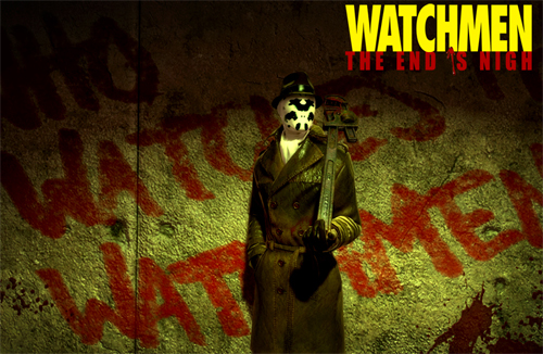 Сохранение для Watchmen: The End Is Nigh