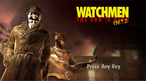 Сохранение для Watchmen The End is Nigh: Part 2