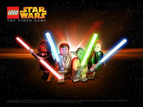 Сохранение для LEGO Star Wars