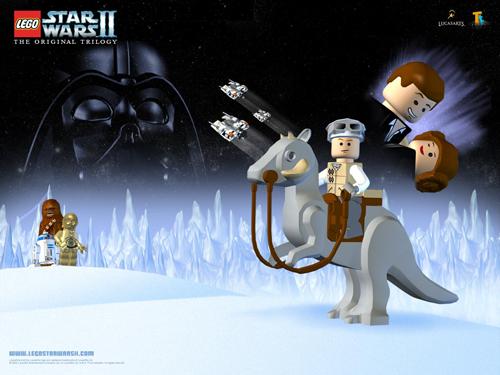 Сохранение для LEGO Star Wars 2