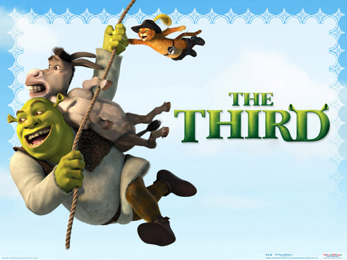 Сохранение для Shrek the Third: The Game