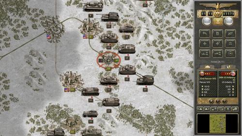 Рецензия на игру Panzer Corps