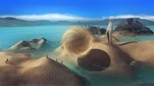 Рецензия на игру From Dust
