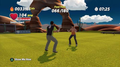 Рецензия на игру Sports Active 2