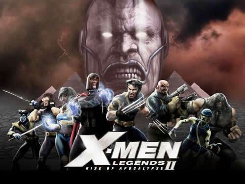 Сохранение для X-Men Legends 2
