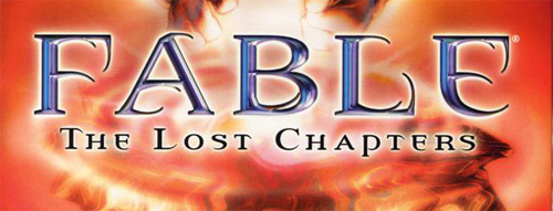 Сохранение для Fable: The Lost Chapters