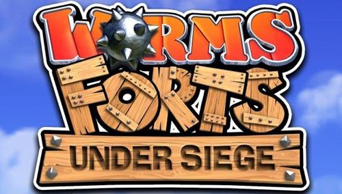 Сохранение для Worms Forts Under Siege