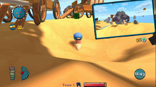 Рецензия на игру Worms: Ultimate Mayhem
