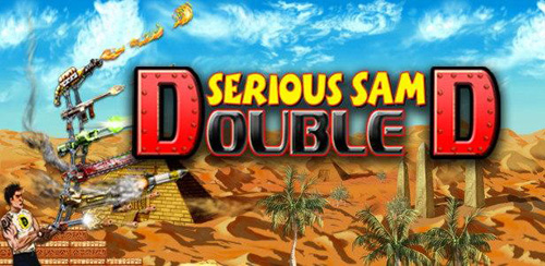 Сохранение для Serious Sam Double D