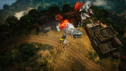 Рецензия на игру Renegade Ops