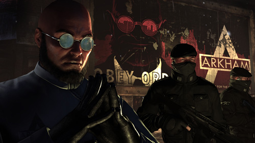 Рецензия на игру Batman: Arkham City