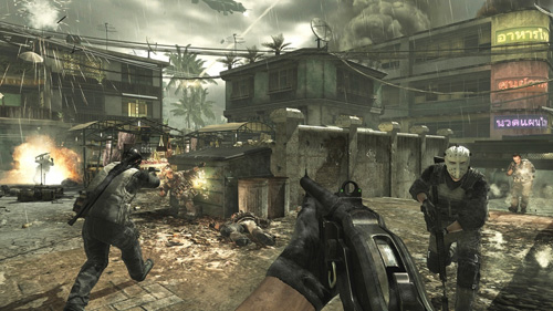 Рецензия на игру Call of Duty: Modern Warfare 3