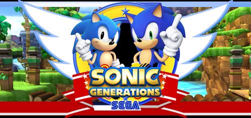Сохранение для Sonic Generations