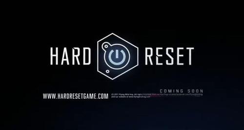 Сохранение для Hard Reset
