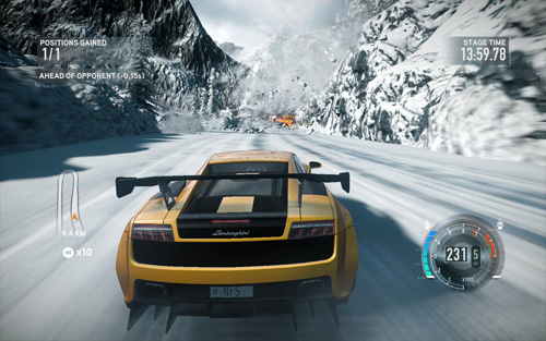 Рецензия на игру Need for Speed: The Run