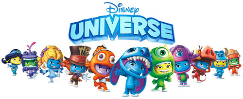 Сохранение для Disney Universe