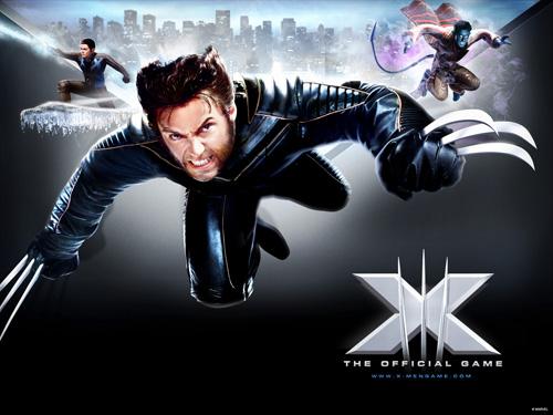 Сохранение для X-Men: The Official Game