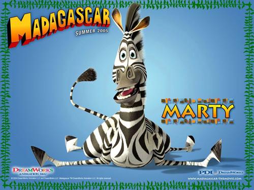 Сохранение для Madagascar