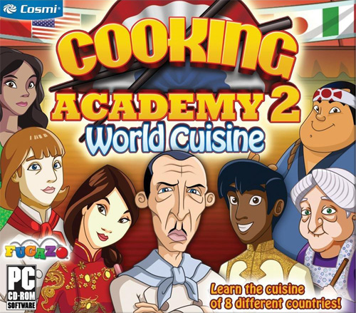 Сохранение для Cooking Academy 2