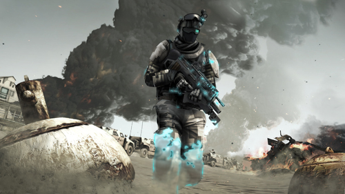 Рецензия на игру Ghost Recon Future Soldier