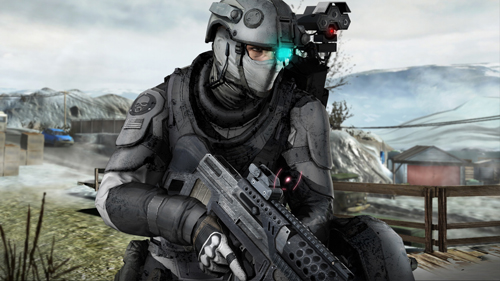 Рецензия на игру Ghost Recon Future Soldier