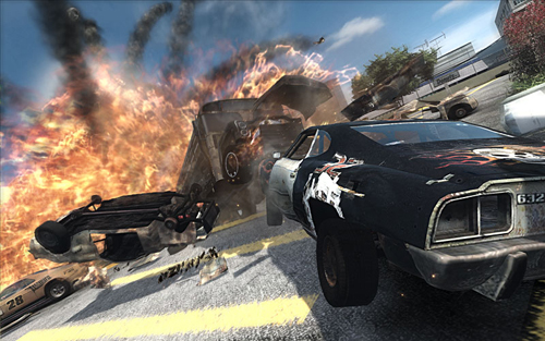 Рецензия на игру FlatOut 3 Chaos & Destruction