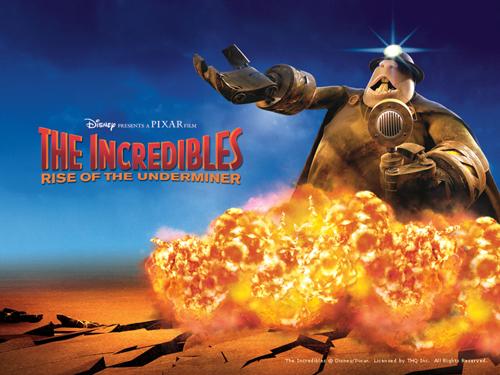 Трейнеры для The Incredibles: Rise of The Underminer
