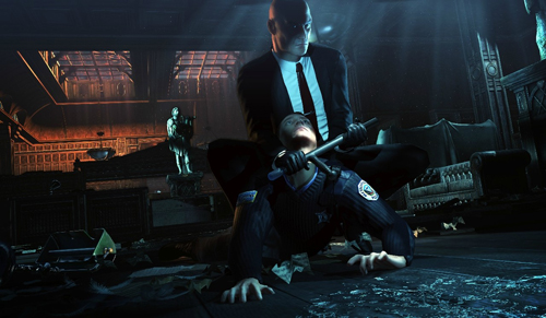 Превью Hitman Absolution