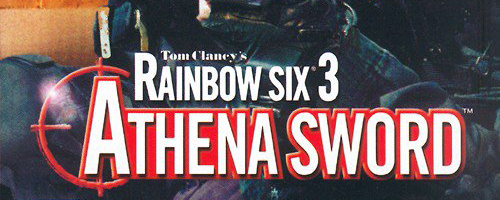 Сохранение для Rainbow Six 3: Athena Sword