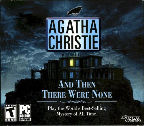 """Сохранение для Агата Кристи: """"И никого не стало"""""""