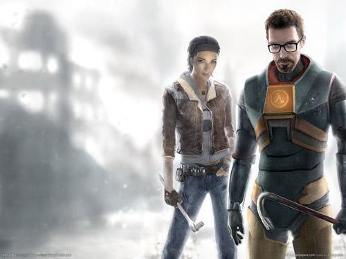 Сохранение для Half-Life 2