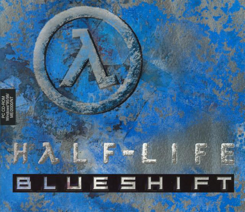 Сохранение для Half-Life: Blue Shift