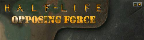 Сохранение для Half-Life: Opposing Force