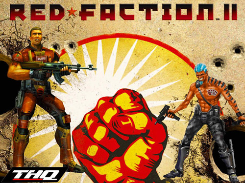 Сохранение для Red Faction 2