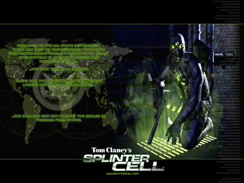 Сохранение для Splinter Cell