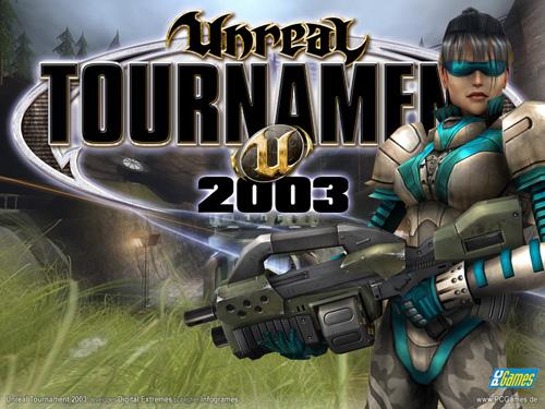 Сохранение для Unreal Tournament 2003
