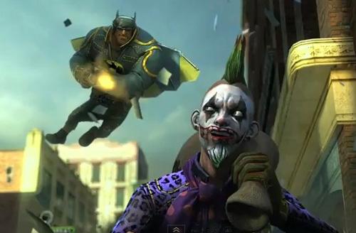 Рецензия на игру Gotham City Impostors