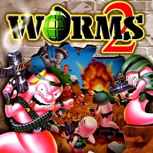 Сохранение для Worms 2