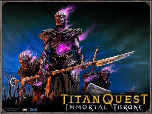 Сохранение для Titan Quest IT