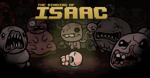 Сохранение для The Binding of Isaac