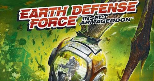 Сохранение для Earth Defense Force Insect Armageddon