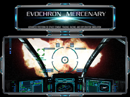 Сохранение для Evochron Mercenary