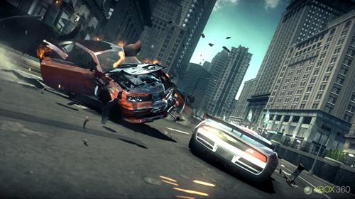 Рецензия на игру Ridge Racer: Unbounded